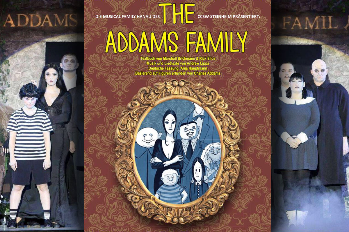 The Addams Family for BKB Charity