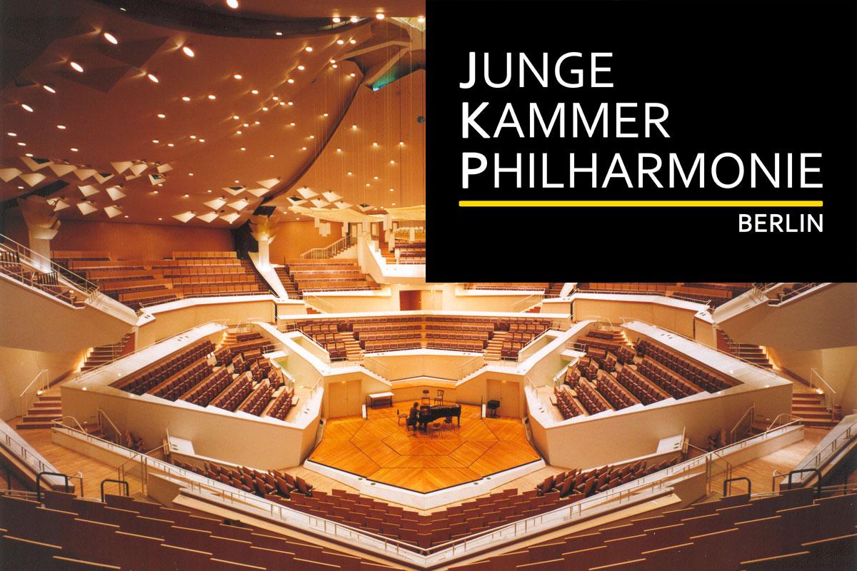 Konzert Junge Kammer Philharmonie Berlin