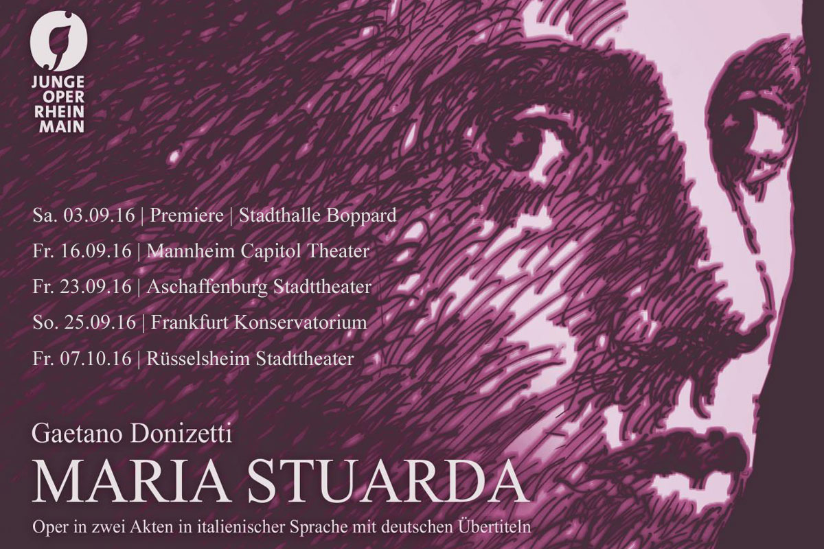 Maria Stuarda – Opera Tour for BKB Charity