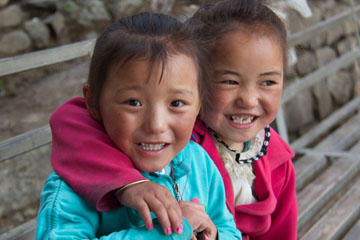 Our hospital helps Nepal's children