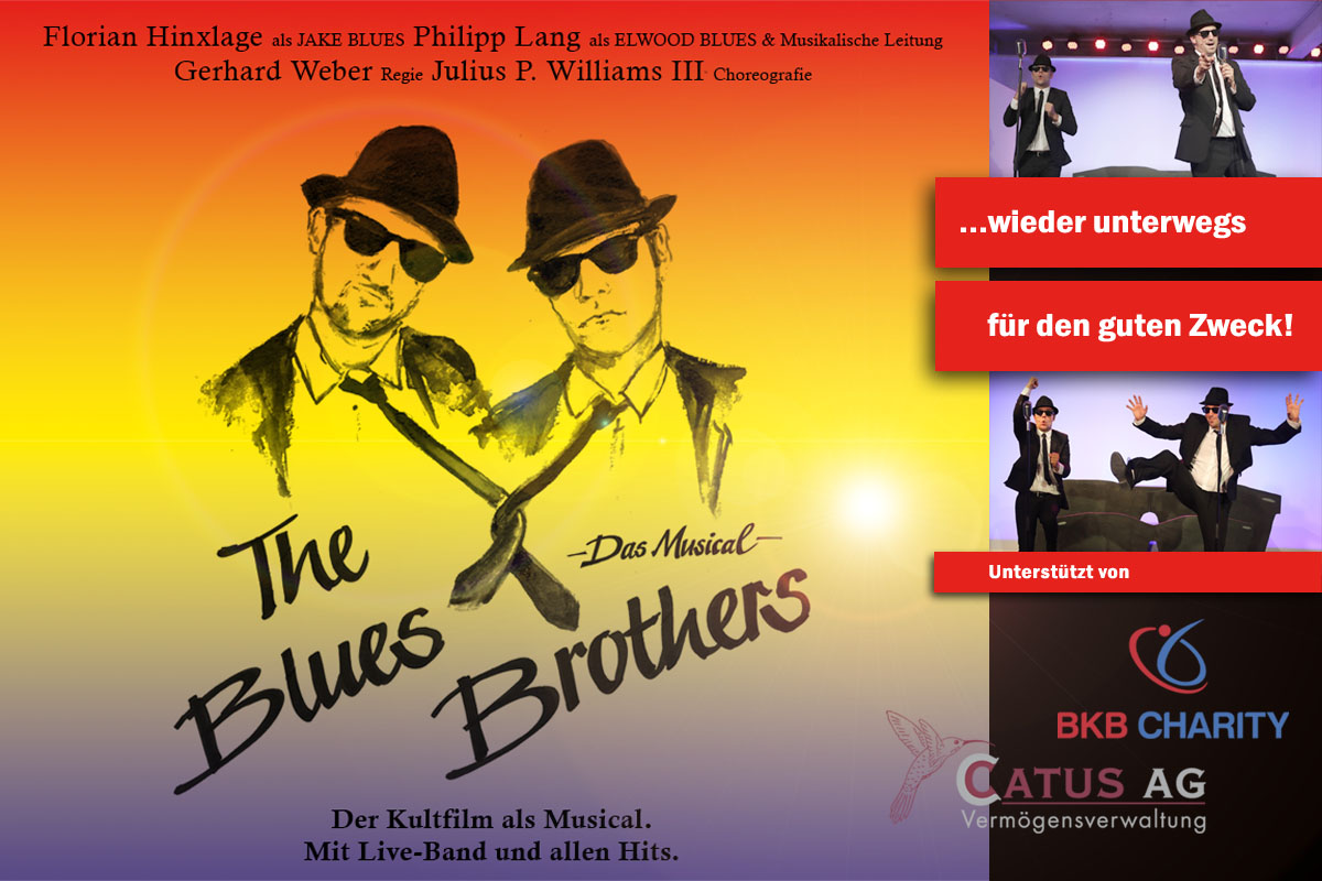 The Blues Brothers – das Musical